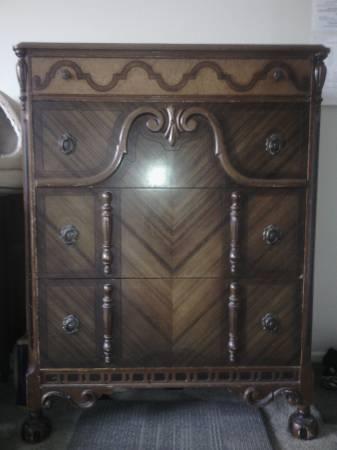 TCF Co. Antique 3 Pieces   $500