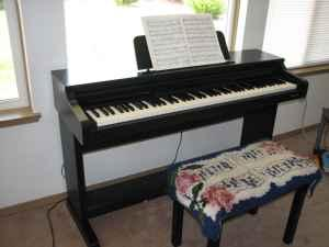 Technics Digital Upright Piano PX204 - $350 BendSisters