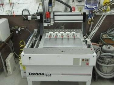 TECHNO ISEL CNC ROUTER SYSTEM