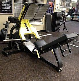 Leg Press For Sale >> Technogym Purestrength Leg Press