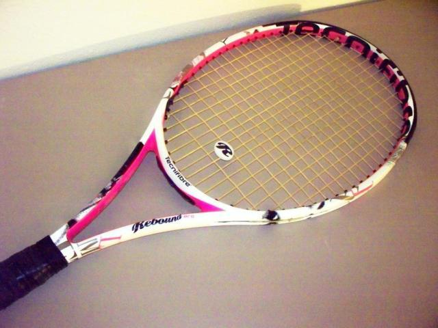 TECNIFIBRE REBOUND PRO TENNIS RACQUETS --- LOCAL SALE