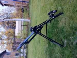 Teeter Hang Up Inversion Table - $175 Fairbanks