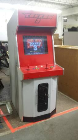 Tekken 3 Arcade Game Machine - $200