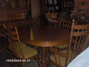 tell city maple furniture cart classifieds buy sell tell city