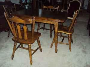 Temple Stuart Table Amp 4 Chairs Ellwood For Sale In