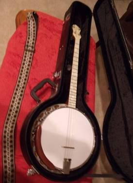 Tenor Banjo by Gretsch