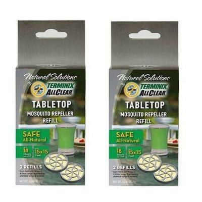 Terminix ALLCLEAR Table Top Mosquito Repeller Refill