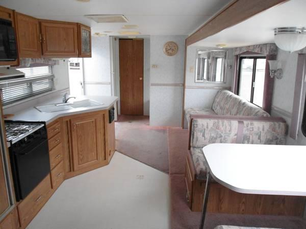 Terry 30g Travel Trailer Bunkhouse For Sale In Waco
