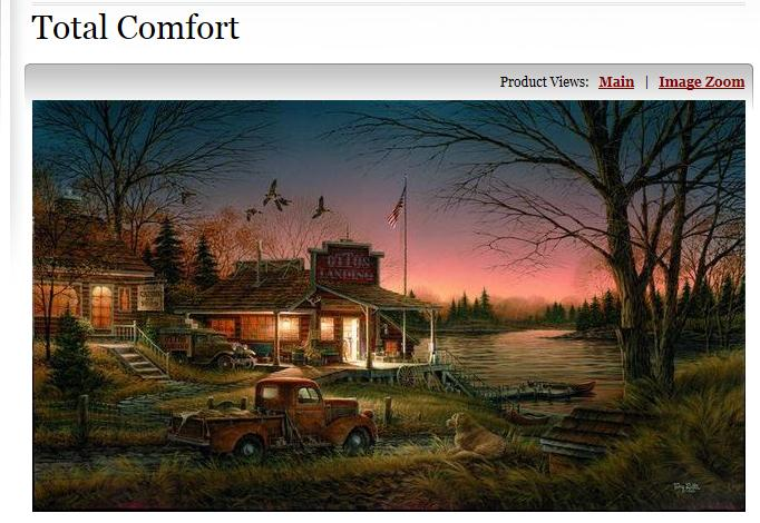 Terry Redlin Prints For Sale In Columbia South Carolina