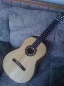 Teton Acoustics Classical Guitar - $300 Ketchikan