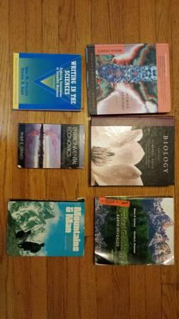 TEXTBOOKS - MAKE ME AN OFFER FOR ONE OR ALL