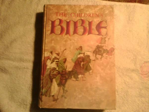 The childrens bibleGolden books19th edition great