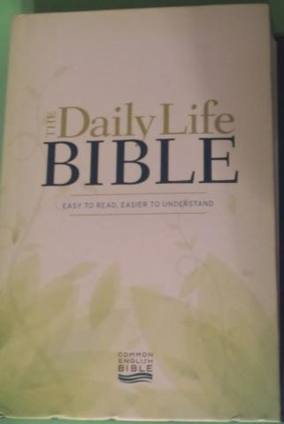 The Daily Life Bible (Common English Bible). 2011.