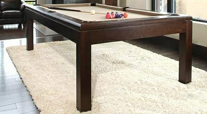 THE DAYLIN DINING TABLE   POOL TABLE   $2500