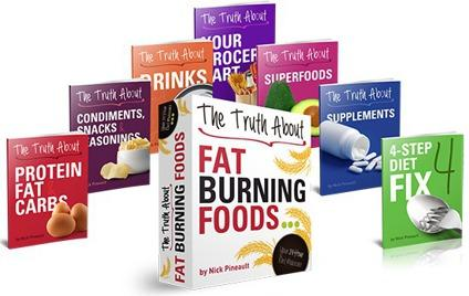 The Fat Burning Kitchen: Your 24 Hour Diet