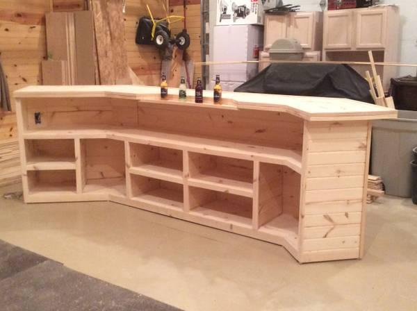 THE GIFT THAT KEEPS ON GIVING - CUSTOM BUILT BARS for Sale in ...
