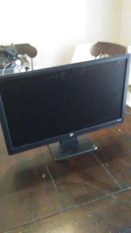 The HP LV2311 23-inch LED backlit LCD monitor