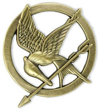 The Hunger Games Mockingjay Pin ~ Katniss Everdeen ~