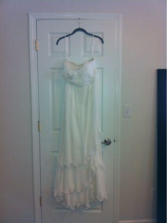 The Limited wedding Dress Size 8 ivory - (Howland, Ohio ) for Sale ...