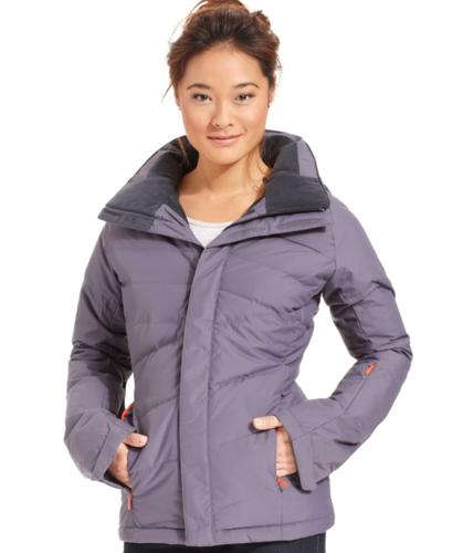 The North Face Heavenly Down Quilted Puffer Ski Jacket For Sale In