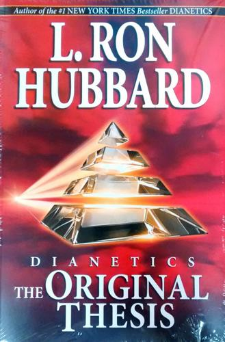 Dianetics: The Original Thesis, PB, New, Mind, Stress,