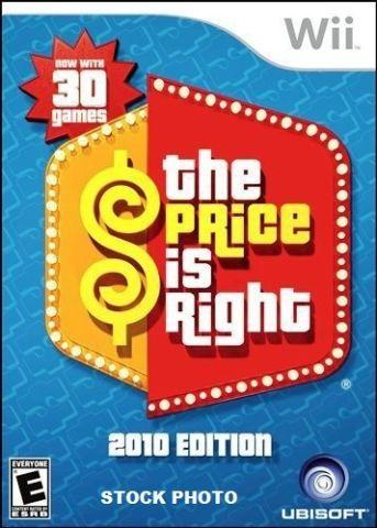 The Price is Right 2010 Edition (Wii)