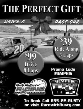 The Rusty Wallace Racing Experience @Memphis