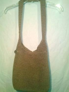 The Sak Classic Tan Crossbody Crochet Bag For Sale In Smithtown New