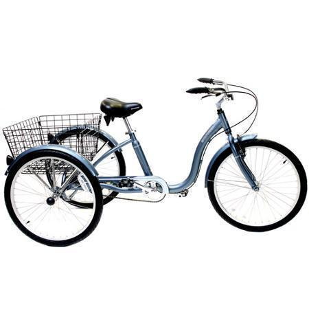 26 schwinn meridian adult tricycle blue