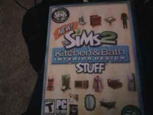 The Sims 2 Kitchen & Bath Interior Design Stuff - (Harrisburg, PA ...