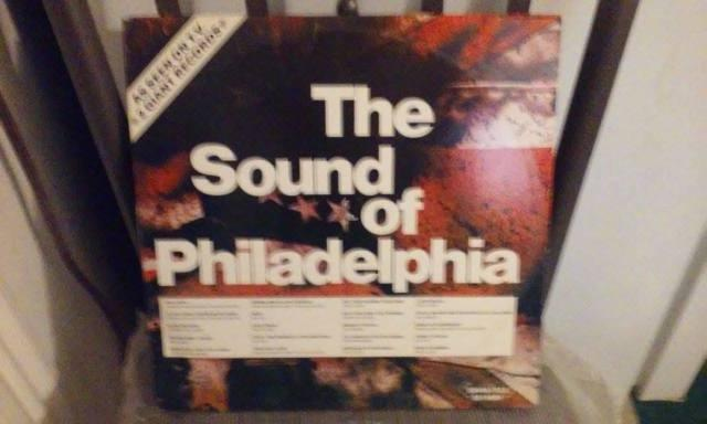 THE SOUND OF PHILADELPHIA LP 2-Record Compilation