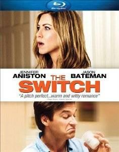 The Switch blu-ray - Like New!! - $6