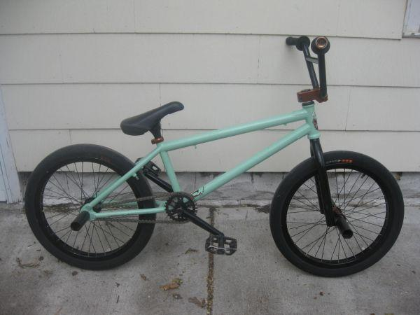 Bmx Bikes In Lincoln Ne The Take BMX Bike Profile