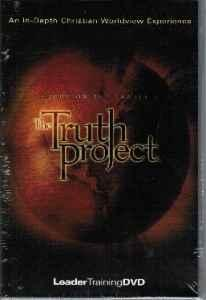 The Truth Project Leader Training DVD NIB - $25