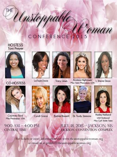 The Unstoppable Woman Conference