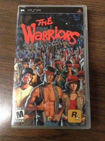 The Warriors - Complete with Case & Manual (Sony PSP,