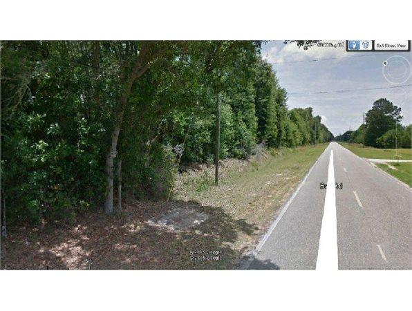 Theodore, AL Mobile Country Land 40.000000 acre