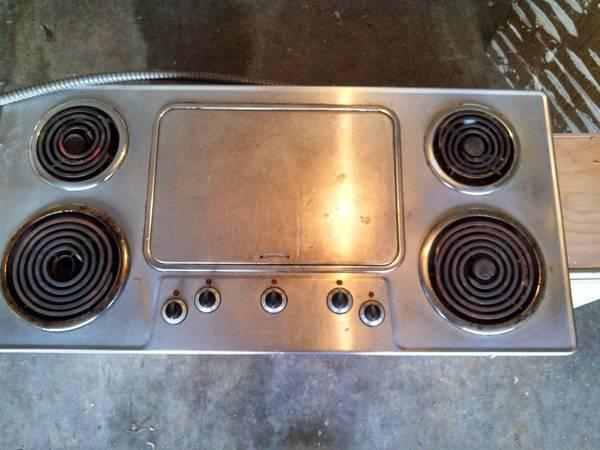 Stovetop thermador parts gas replacement