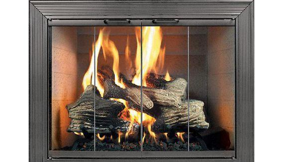 Thermo Rite Fireplace Doors Amp Curtains Amp Extras For Sale