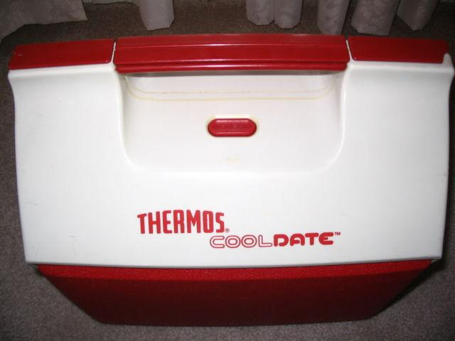 Thermos 15 Quart Flip Cooler - Sterling 20164