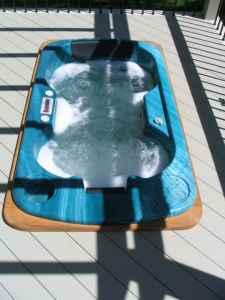 Thermospa Gemini Two Person Hot Tub - $500 (Dover Ohio)