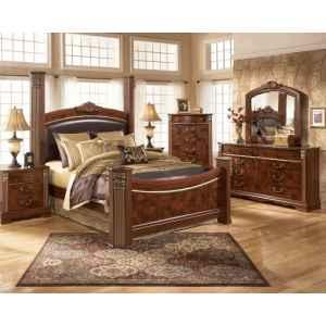 This Bedroom Set Captures The Ideal Traditional Style Save