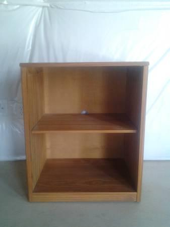 This End Up Solid Pine Tv Stand With Shelf Bookcase