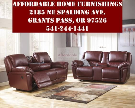 This sofa and loveseat set is very nice must see for for Affordable furniture grants pass oregon