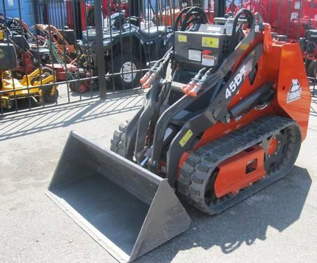 Thomas Mini Skid Steer-Compact Loader 45DT W/T Attachments(Optional) for Sale in Mineola, New ...