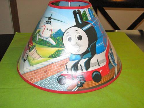 Thomas The Tank Engine ~ Lamp Shade