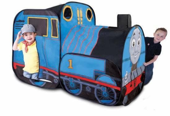 Thomas the Tank  Train Kids Playhouse Tent - $35