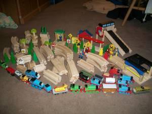 Thomas the Train - $100 Laurel
