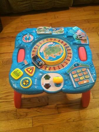 Thomas the Train Activity Table - $20