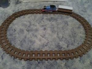THOMAS THE TRAIN AND TRACK - $10 ELLSWORTH, KANSAS
